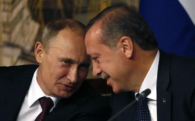 Стало відомо, як Путін і Ердоган можуть нашкодити Україні