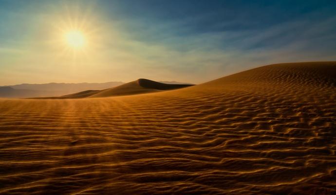 Песок в пустынях могут использовать в качестве энергохранилища
