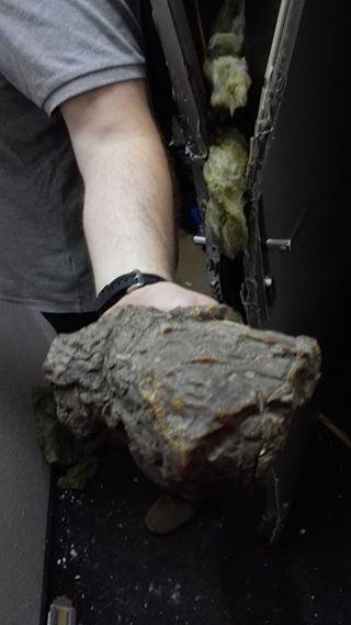 На Рівненщині сталося гучне «бурштинове» затримання: опубліковані фото і відео (1)