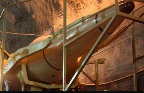 В Ірані показали підземну ракетну базу на глибині 500 метрів (5 фото) (3)