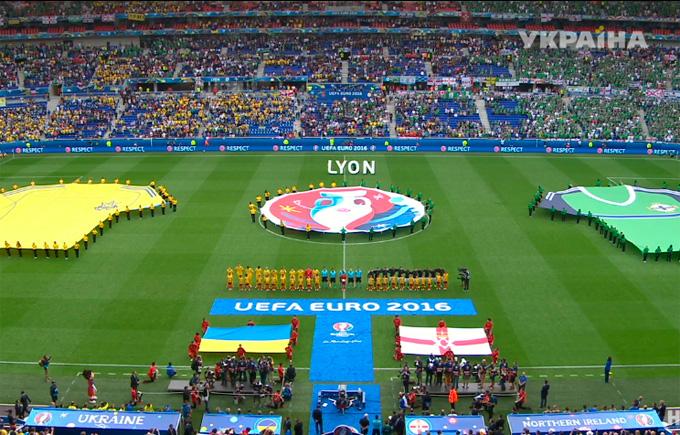 Украина - Северная Ирландия - 0-2: хронология матча Евро-2016 (6)