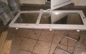 У Києві десятки невідомих влаштували погром у торговому центрі: з'явилися фото