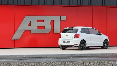 Ательє ABT відзначило ювілей VW Polo особливим тюнінгом (2)