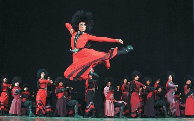 Знаменитий грузинський балет відмовився від виступу в окупованому Криму