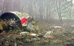 Польща заявила про нові причини катастрофи літака Качинського під Смоленськом