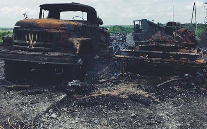 Загострення на Донбасі: з'явились нові фото і подробиці загибелі українських воїнів