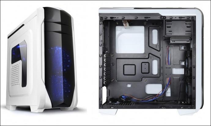 Компания X2 Products представила два ПК-корпуса Spitzer (2)