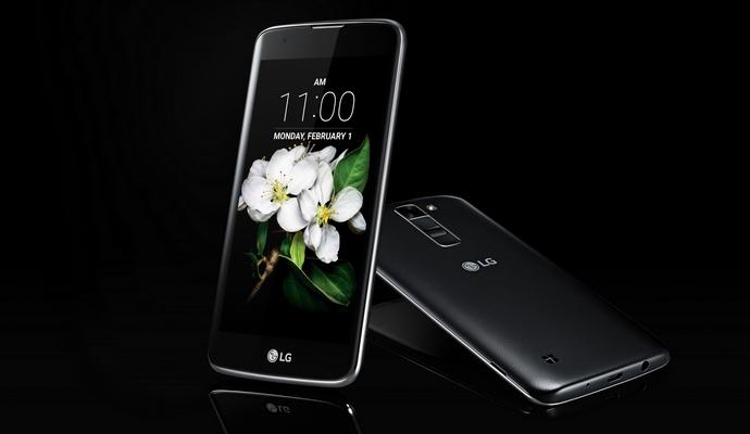 Смартфоны LG K Series поступают в продажу