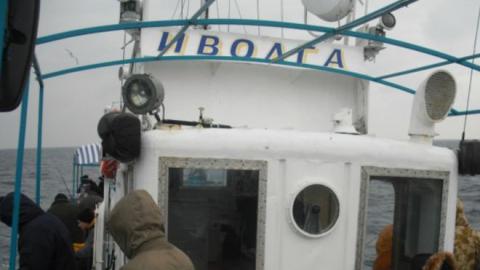 На борту затонулого в Затоці катера