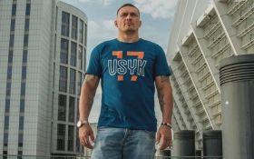 Александр Усик пригрозил радикалам из-за Лавры