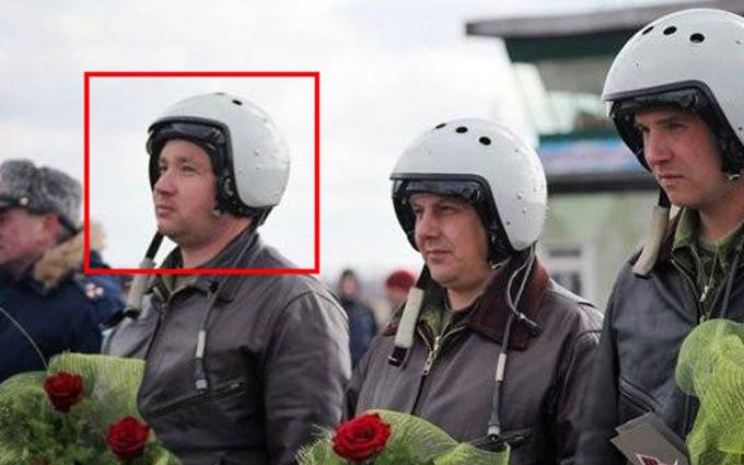 Обнародованы фото пилотов Путина, которые бомбили Сирию (2)