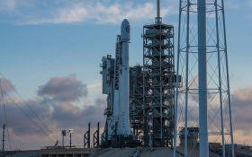Space X осуществила успешный запуск ракеты Falcon 9 со спутником-шпионом: появилось яркое видео