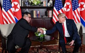 Трамп відправив Кім Чен Ину новий особистий лист