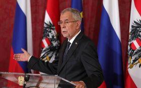 """""""Несправедливо"""": президент Австрії жорстко розкритикував Трампа за Північний потік-2"""