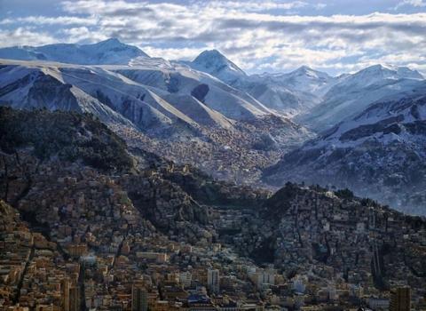 Города, построенные на скалах (15 фото) (14)
