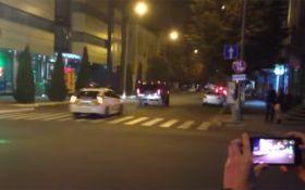На Полтавщине пьяный на Hummer устроил гонки с полицией: опубликовано видео