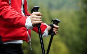 Скандинавская ходьба на Крещатике: бери палки и приходи за эндорфинами