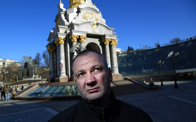 """Появилось интервью майдановца, который якобы убивал бойцов """"Беркута"""""""