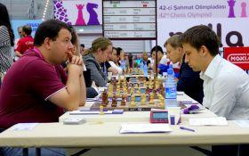 Шахова Олімпіада-2016: онлайн відео трансляція