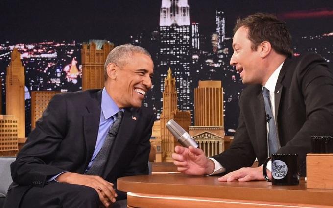 Обама підірвав американське ТБ піснею з пікантним підтекстом: з'явилося відео