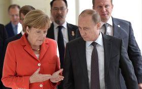 Меркель и Путин провели телефонные переговоры: о чем договорились