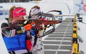 Три російські спортсменки перейшли в збірну України з біатлону