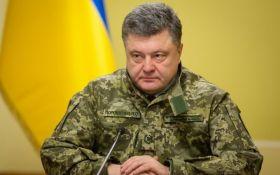 Выборы в Украине: Порошенко предложил изменить закон о военном положении