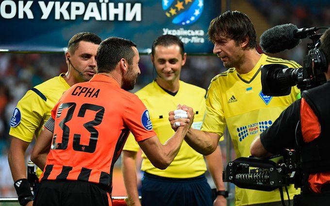 Шахтар - Динамо: котирування букмекерів на всеукраїнське дербі