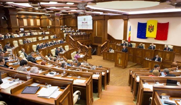 Нового премьера Молдовы избрали за полчаса
