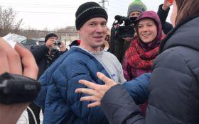 В России освободили известного оппозиционера: появилось фото