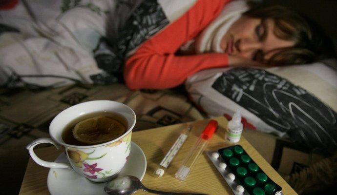 За 20 января в Киеве зарегистрировано более 6 тыс больных гриппом и ОРВИ