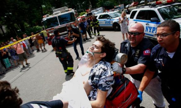 У Нью-Йорку прогримів вибух, є постраждалі: опубліковані фото і відео (2)