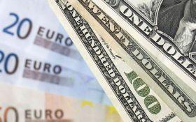 Курси валют в Україні на понеділок, 16 липня