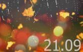 Прогноз погоди в Україні на 21 вересня
