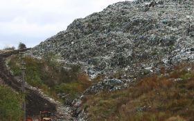Львівське сміття не приймають ще в одній області: опубліковані фото