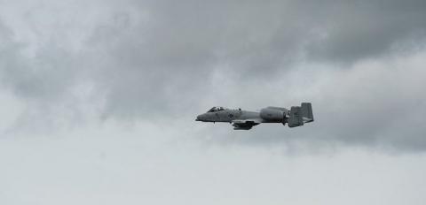 Винищувачі США сьогодні здійснять низькі польоти над Естонією