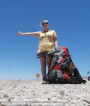 Женщина объехала автостопом 50 стран без копейки в кармане: опубликованы фото (8)