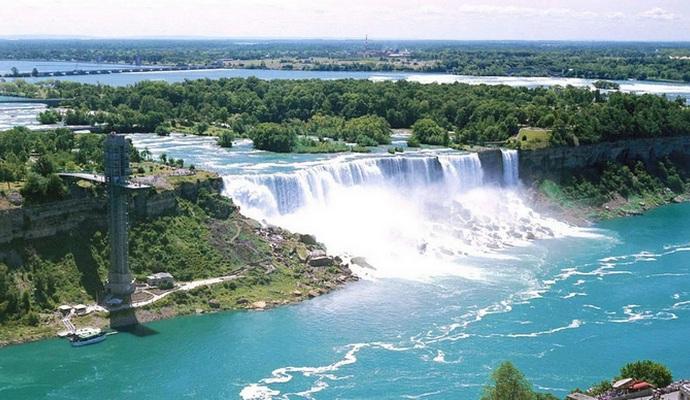 Ниагарский водопад хотят перекрыть на несколько лет