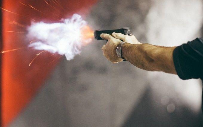 Прямо в центре Киева застрелили мужчину