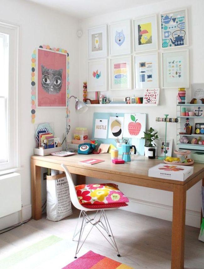 Як грамотно організувати робоче місце школяра: ідеї та поради (4)