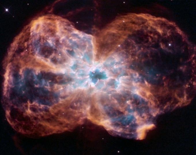 Супермісяць і загибель зірок: з'явився топ-10 фото від NASA за 2016 рік (1)