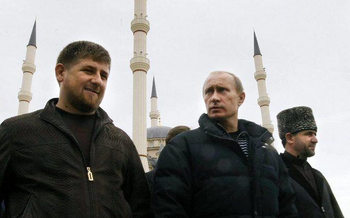Путіну передрекли втрату контролю над Чечнею, а Кадирову страшну загибель