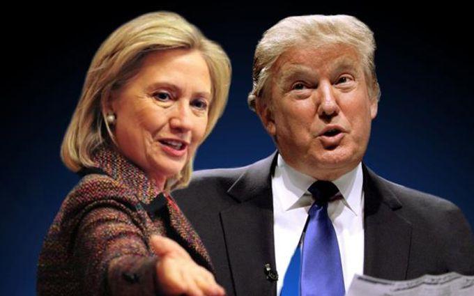 Названо переможця дебатів Клінтон і Трампа: опубліковано відео