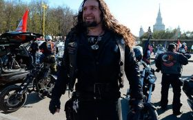 Путінських байкерів не пустили до Польщі
