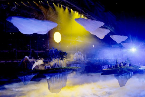 Церемония открытия Олимпиады-2014 (15 фото) (15)