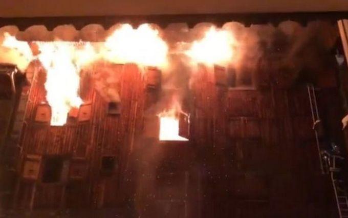 На елітному курорті Куршевель сталася смертельна пожежа, є жертви: моторошні відео