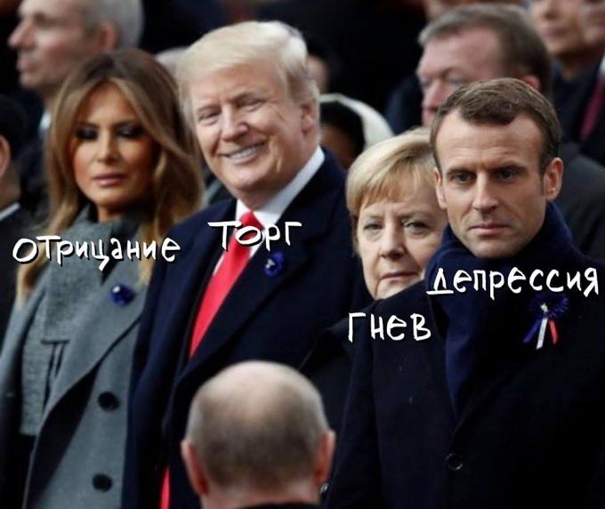 И пусть весь мир подождет: Путина в Париже высмеяли в серии едких карикатур (4)