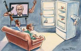 Названо условие, при котором холодильник в России победит телевизор: опубликовано видео