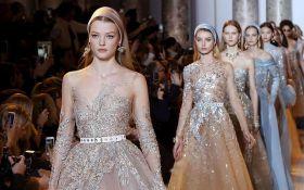 Тиждень високої моди в Парижі: з'явилися фото і відео показу Elie Saab Couture