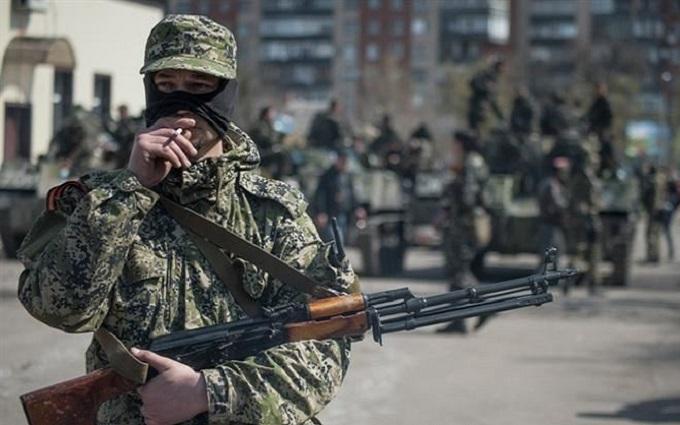 За минувшие сутки зафиксировано 56 обстрелов позиций украинских войск - штаб АТО